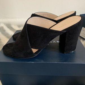 Cole Haan Gabby Sandal heel 3 1/4 heel US7